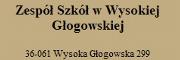 ZS w Wysokiej Głogowskiej